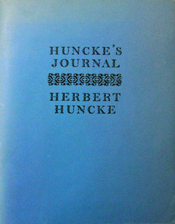 Hunckes Journal  by  Herbert E. Huncke
