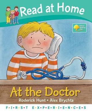 At The Doctor  by  Roderick Hunt