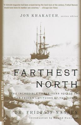 Farthest North Volume I: Being The Record Of A Voyage Of Exploration Of The Ship Fram, 1893-1896 And Of A Fifteen Months Sleigh Journey By Nansen And Johansen (1897)  by  Fridtjof Nansen