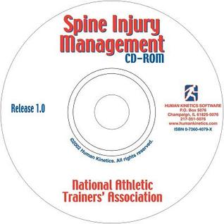 Spine Injury Management CD  by  National Athletic Trainers Association