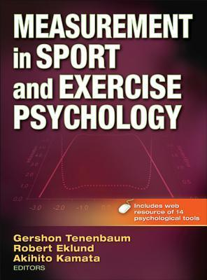 Measurement in Sport and Exercise Psychology with Web Resource  by  Gershon Tenenbaum