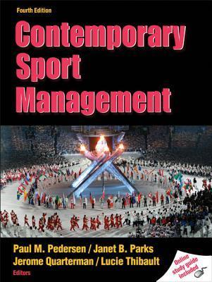 Contemporary Sport Management With Web Study Guide-4th Edition Paul M. Pedersen