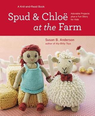 Spud and Chloe at the Farm  by  Susan B. Anderson