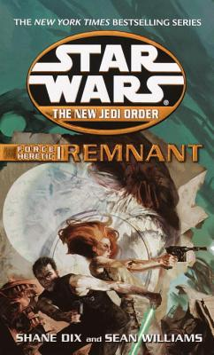 Remnant (Force Heretic, #1) (Star Wars: The New Jedi Order, #15)  by  Sean Williams