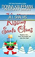Kissing Santa Claus