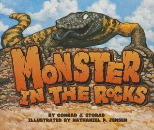 Monster in the Rocks  by  Conrad J Storad