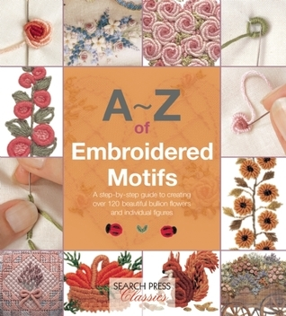 A-Z of Embroidered Motifs Country Bumpkin Publications