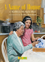 A Name of Honor Kathleen McAlpin Blasi
