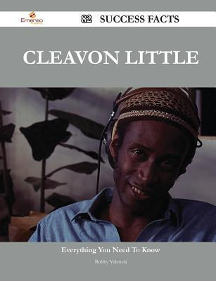 Cleavon Little 82 Success Facts - Everything You Need to Know about Cleavon Little  by  Bobby Valencia