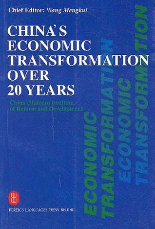 Chinas Economic Transformation Over 20 Years Mengkui Wang