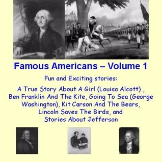 Famous Americans, Vol. 1  by  Rich Herman