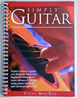 Simply Guitar (Book and DVD)