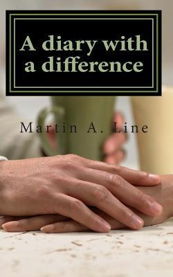 A diary with a difference  by  Martin A. Line
