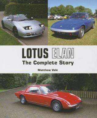 Lotus Elan: The Complete Story Matthew Vale