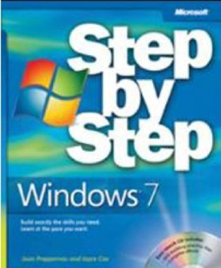Windows 7 Step  by  Step - Chapter 1 by Joyce Cox