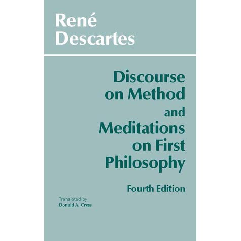 descartes discourse on method essay example Search term papers, college essay examples and free essays on essays24com - full papers database in part iv of the discourse on the method, descartes described his uncommon meditation and demonstrated the method he chose to search for the truth.