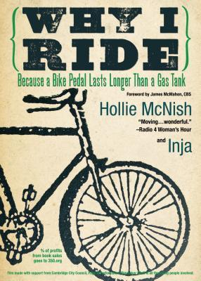 Why I Ride: Because a Bike Pedal Lasts Longer Than a Gas Tank Hollie McNish