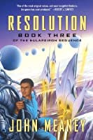 Resolution (Book III of the Nulapeiron Sequence)