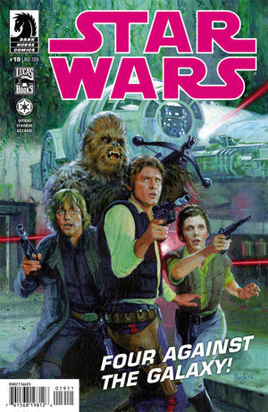 Star Wars #19  by  Brian Wood