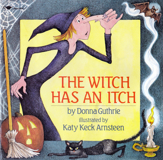 Witch Who Lives Down the Hall Donna Guthrie