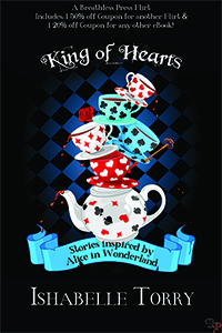 King of Hearts  by  Ishabelle Torry