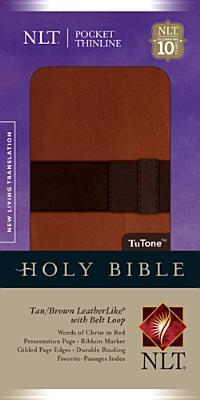 NLT Pocket Thinline Bible  by  Anonymous