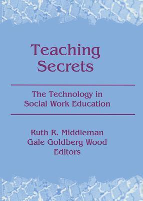 Teaching Secrets: The Technology in Social Work Education  by  Ruth Middleman