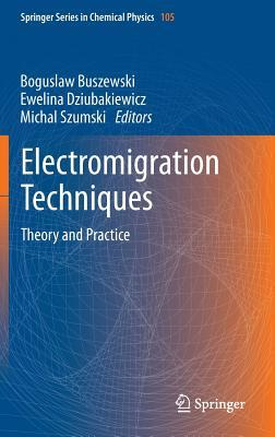 Electromigration Techniques: Theory and Practice (Springer Series in Chemical Physics) Boguslaw Buszewski