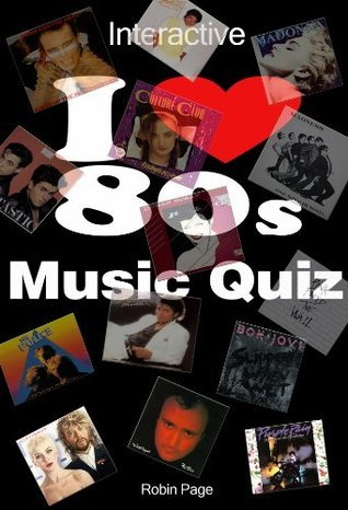 80s Music: An Interactive Quiz Book (So You Think You Know? 2) Robin Page