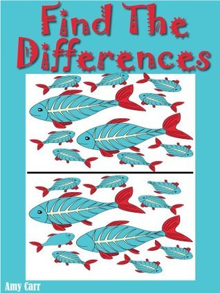 Kids Game : Find The Differences  by  Amy Carr
