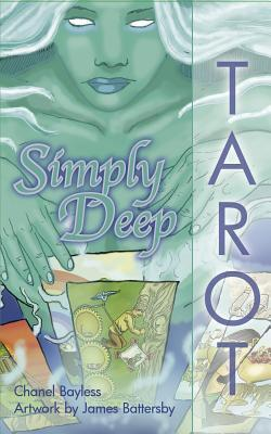 Simply Deep Tarot  by  James Battersby