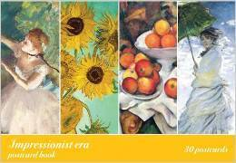 Impressionist Era Postcard Book Bridgeman Art Library