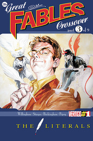 The Literals #1  by  Bill Willingham