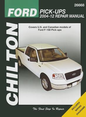 Chilton-Tcc Ford Pick-Ups 2004-2012 Repair Manual Mike Stubblefield