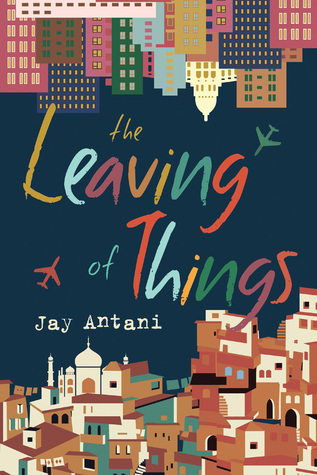 Leaving of Things, The Jay Antani