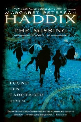 Haddix: The Missing Collection Books 1-4  by  Margaret Peterson Haddix