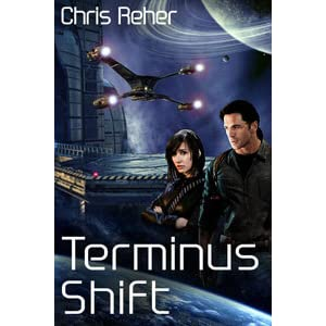 Terminus Shift (Sethran Kada #2) - Chris Reher