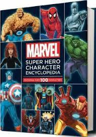 Marvel Super Hero Character Encyclopedia: featuring over 100 characters Scott Peterson