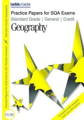 Practice Exam Papers General/Credit Geography  by  Patricia Coffey