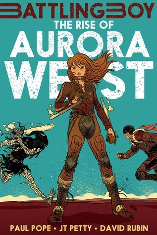The Rise of Aurora West Paul Pope