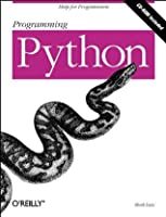 Programming Python: Object-Oriented Scripting