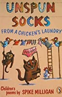 Unspun Socks From A Chicken's Laundry