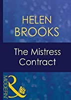The Mistress Contract (Mills & Boon Modern)