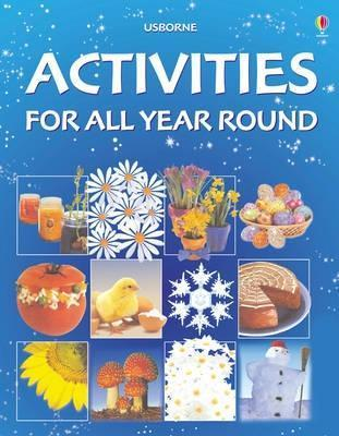 Activities For All Year Round Angela Wilkes