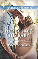 Her Secret, His Baby (Mills & Boon American Romance) (The Colorado Cades - Book 1)