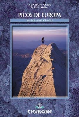Walks And Climbs In The Picos De Europa  by  Robin Walker