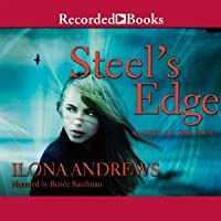 Steel's Edge (The Edge, #4)