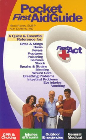 FastAct Pocket First Aid Guide  by  Kurt Duffens