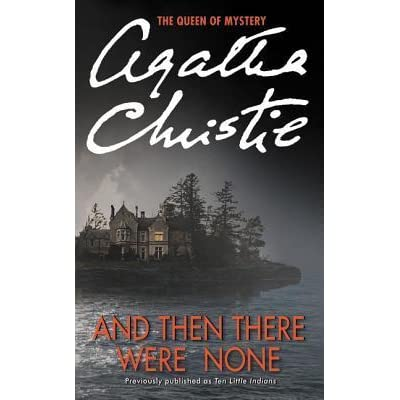 book report on and then there And then there were none book report essaysand then there were none is a novel about ten people who are tricked into coming to an island only to be killed agatha christie wrote the novel in 1939.