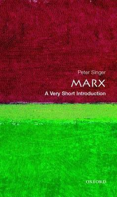 Marx: A Very Short Introduction  by  Peter Singer
